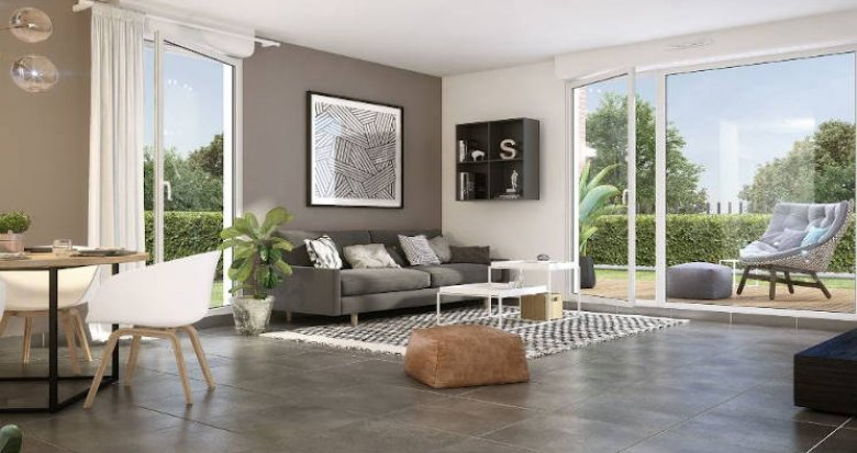 Achat / Vente appartement neuf Saint-Alban coeur de ville (31140) - Réf. 4187