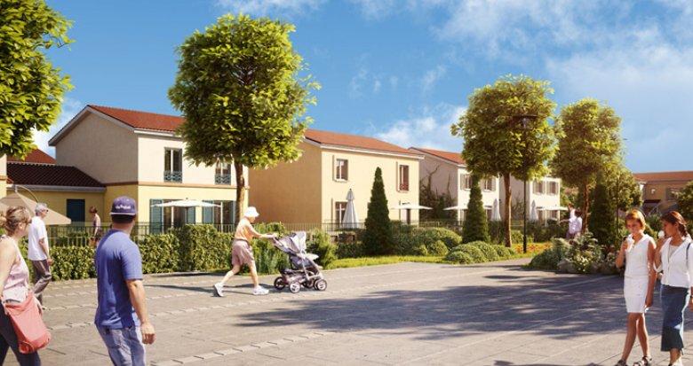Achat / Vente appartement neuf Saint-Clar-de-Rivière proche des commerces (31600) - Réf. 75