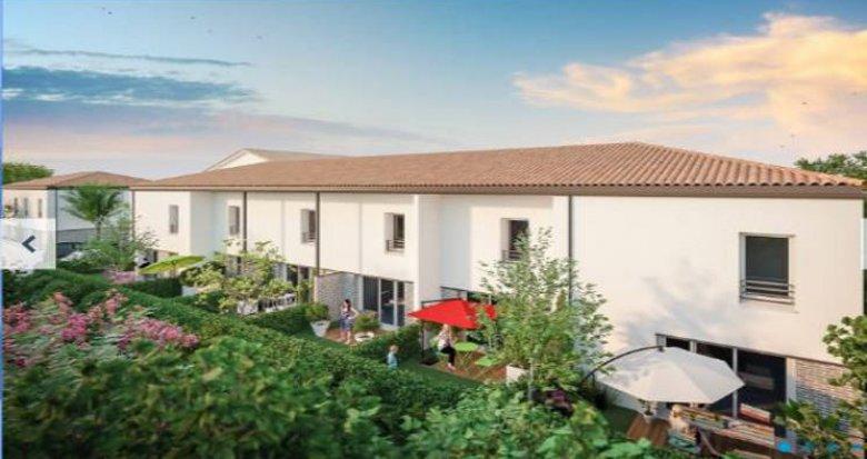 Achat / Vente appartement neuf Saint-Jean proche écoles (31240) - Réf. 4569