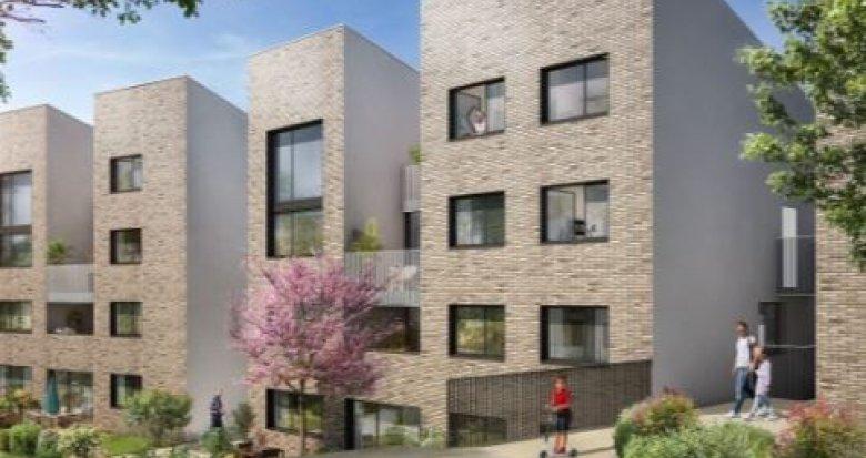 Achat / Vente appartement neuf Saint-Orens-de-Gameville -Tucard (31650) - Réf. 4342