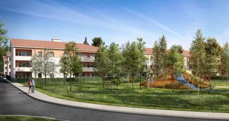 Achat / Vente appartement neuf Seysses en plein cœur du centre-ville (31600) - Réf. 5368