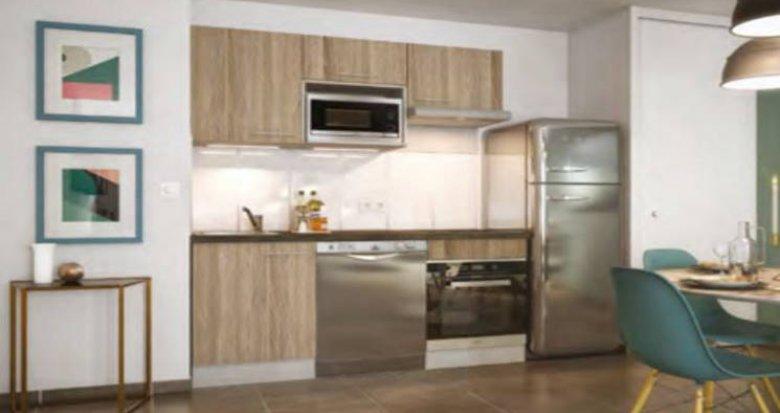 Achat / Vente appartement neuf Toulouse à 15 min du Capitole (31000) - Réf. 4688