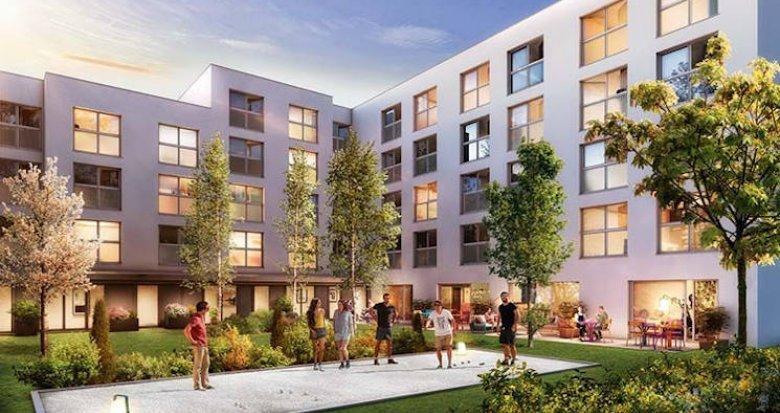 Achat / Vente appartement neuf Toulouse à 2 minutes du métro (31000) - Réf. 4152