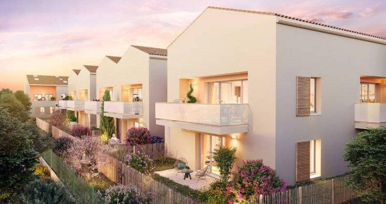 Achat / Vente appartement neuf Toulouse à 800 mètres du métro (31000) - Réf. 4637