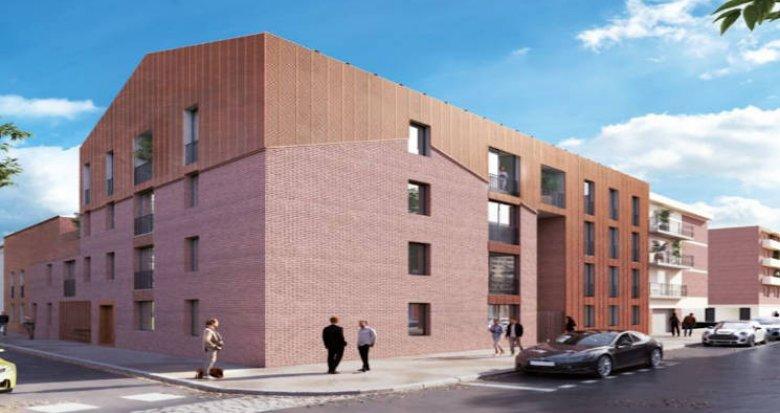 Achat / Vente appartement neuf Toulouse à deux pas du métro et des commerces (31000) - Réf. 4779