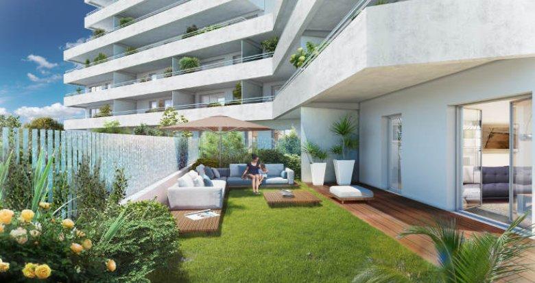 Achat / Vente appartement neuf Toulouse à moins de 10 min du Métro (31000) - Réf. 5895