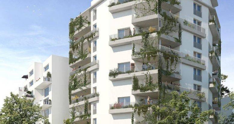 Achat / Vente appartement neuf Toulouse à proximité du réseau de transports (31000) - Réf. 4461