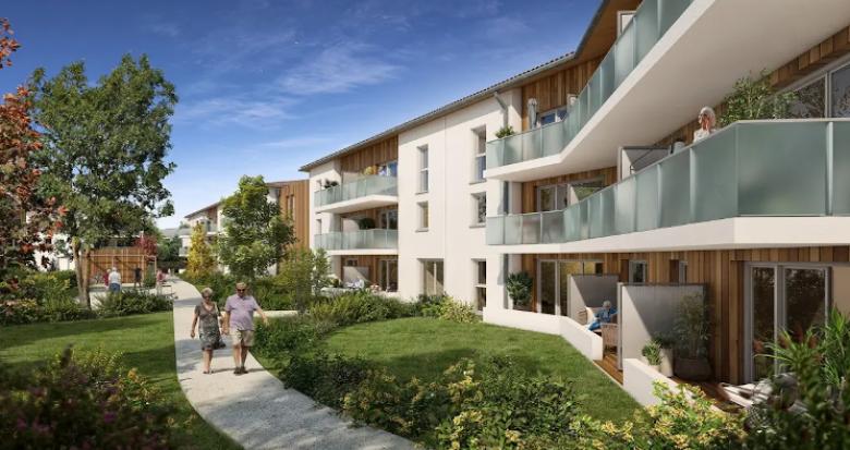Achat / Vente appartement neuf Toulouse à quelques pas du métro (31000) - Réf. 4305