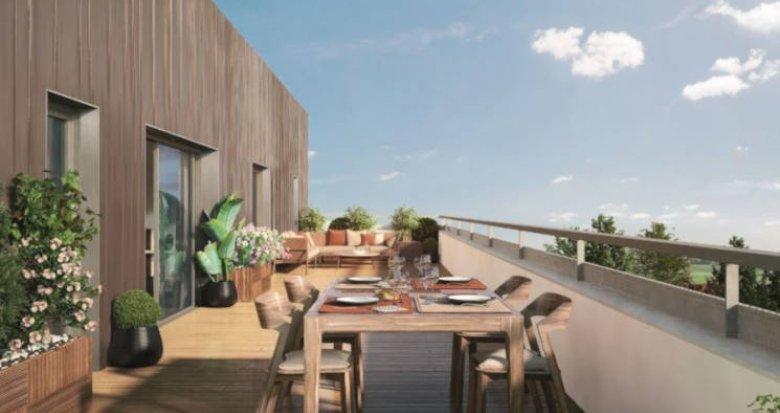 Achat / Vente appartement neuf Toulouse Aerospace - Montaudran (31000) - Réf. 3311