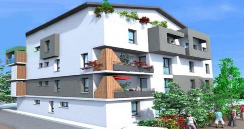 Achat / Vente appartement neuf Toulouse ancien quartier maraîcher (31000) - Réf. 80