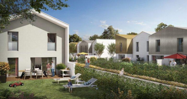 Achat / Vente appartement neuf Toulouse au coeur de Saint-Simon (31000) - Réf. 5353