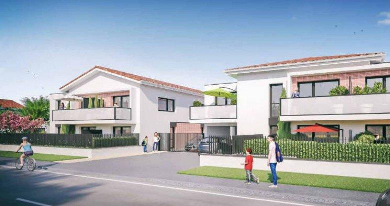 Achat / Vente appartement neuf Toulouse au cœur du quartier de Lalande (31000) - Réf. 4571