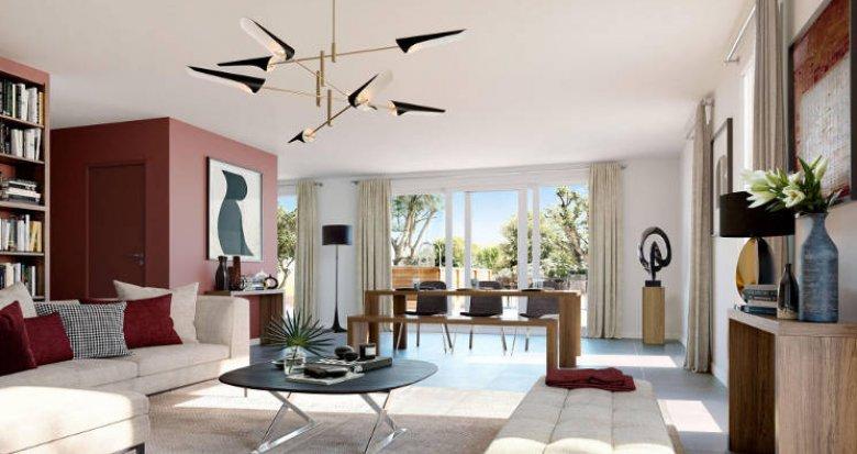 Achat / Vente appartement neuf Toulouse au cœur du quartier Guillaumet QG (31000) - Réf. 5601