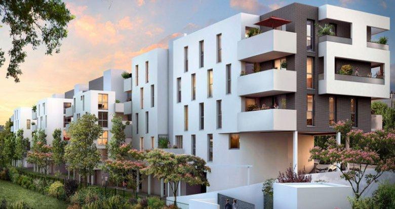 Achat / Vente appartement neuf Toulouse au cœur du quartier Jolimont (31000) - Réf. 3314
