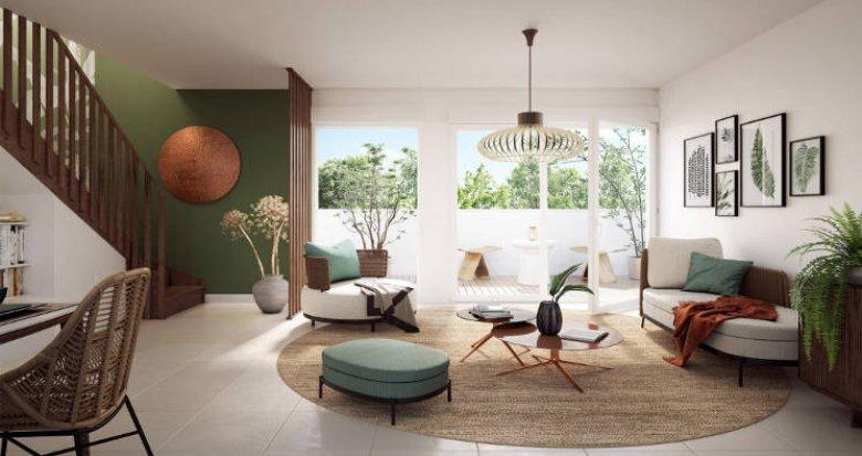 Achat / Vente appartement neuf Toulouse au coeur du quartier prisé de Lardenne (31000) - Réf. 5488