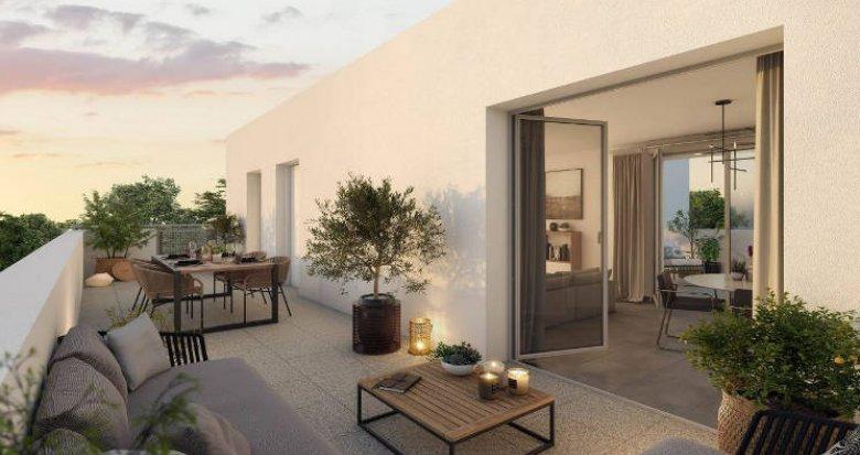 Achat / Vente appartement neuf Toulouse au coeur du quartier Saint-Simon (31000) - Réf. 5338