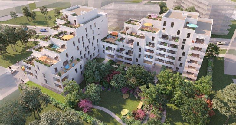 Achat / Vente appartement neuf Toulouse au cœur du secteur de Saint-Martin-du-Touch (31000) - Réf. 5606