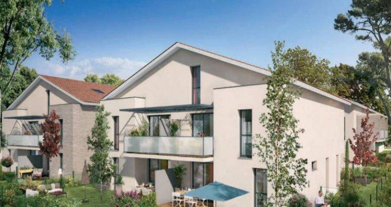 Achat / Vente appartement neuf Toulouse cœur du quartier de Lardenne (31000) - Réf. 4581