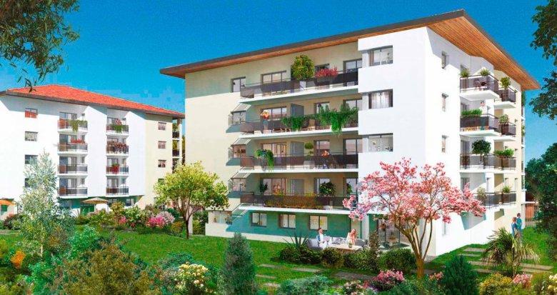 Achat / Vente appartement neuf Toulouse cœur quartier Bonnefoy (31000) - Réf. 3111