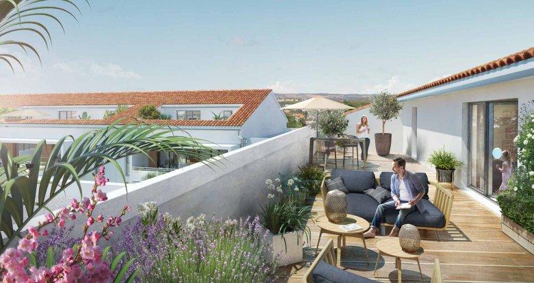 Achat / Vente appartement neuf Toulouse coeur quartier de Lardenne (31000) - Réf. 3151