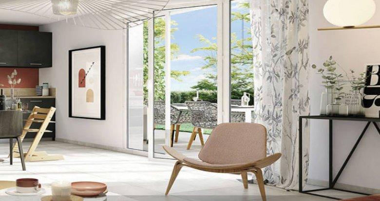 Achat / Vente appartement neuf Toulouse cœur quartier Lardenne (31000) - Réf. 4634