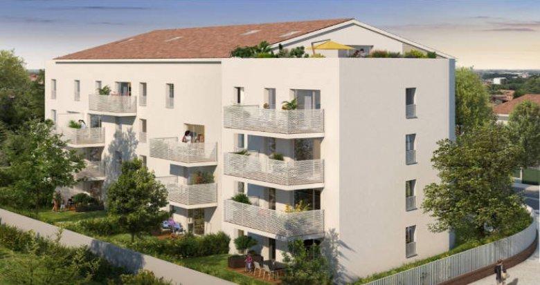Achat / Vente appartement neuf Toulouse cœur secteur Croix Daurade (31000) - Réf. 4690