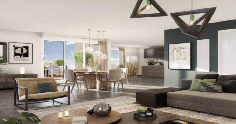 Achat / Vente appartement neuf Toulouse Croix-Daurade proche commodités et écoles (31000) - Réf. 5262