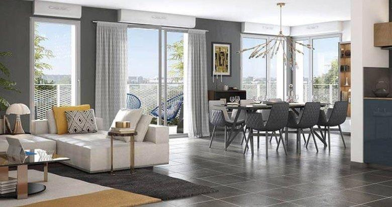 Achat / Vente appartement neuf Toulouse face à l'île du Ramier (31000) - Réf. 3132