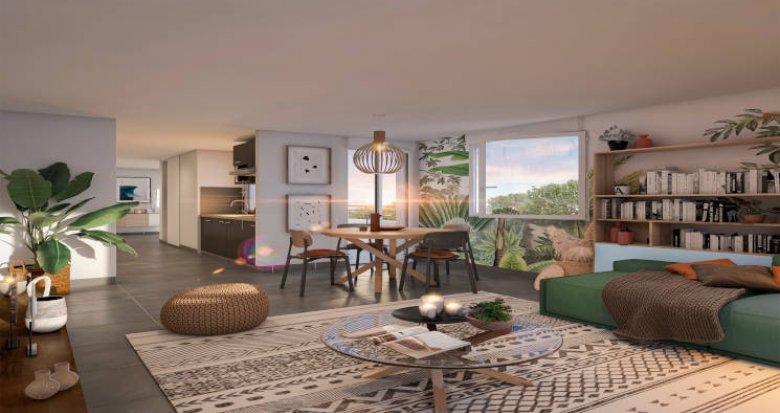 Achat / Vente appartement neuf Toulouse face au parc des Argoulets (31000) - Réf. 5773