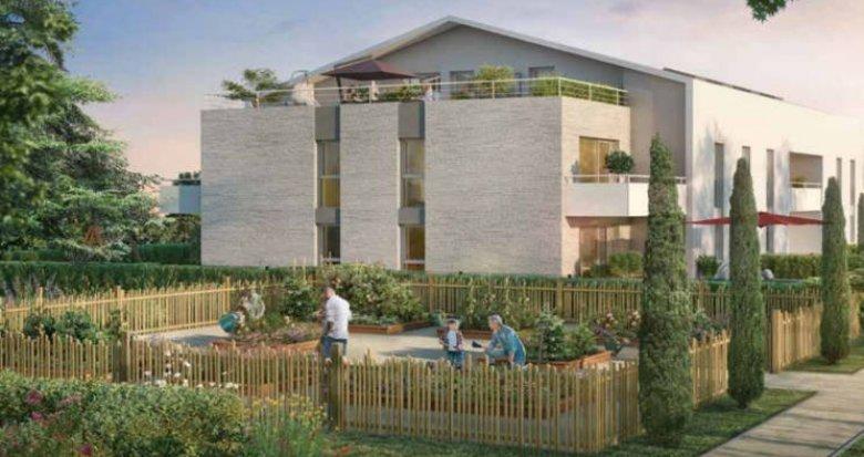 Achat / Vente appartement neuf Toulouse – Lardenne proche commerces (31000) - Réf. 4863