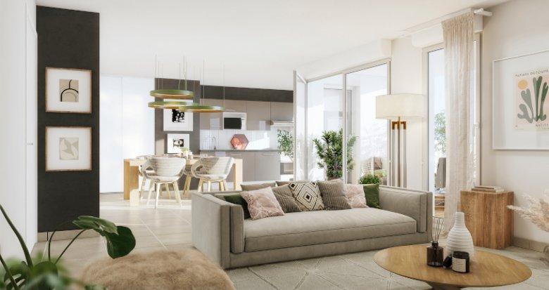 Achat / Vente appartement neuf Toulouse métro Empalot (31000) - Réf. 5590