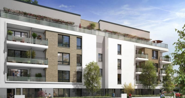 Achat / Vente appartement neuf Toulouse - Minimes Claude Nougaro (31000) - Réf. 3356