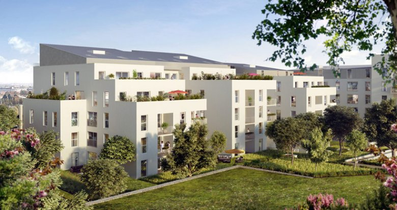 Achat / Vente appartement neuf Toulouse Montaudran (31000) - Réf. 1669