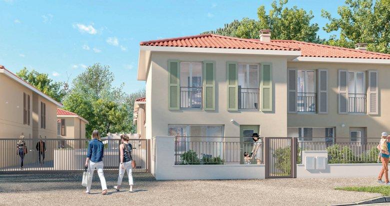 Achat / Vente appartement neuf Toulouse Nord proche métro B (31000) - Réf. 6156