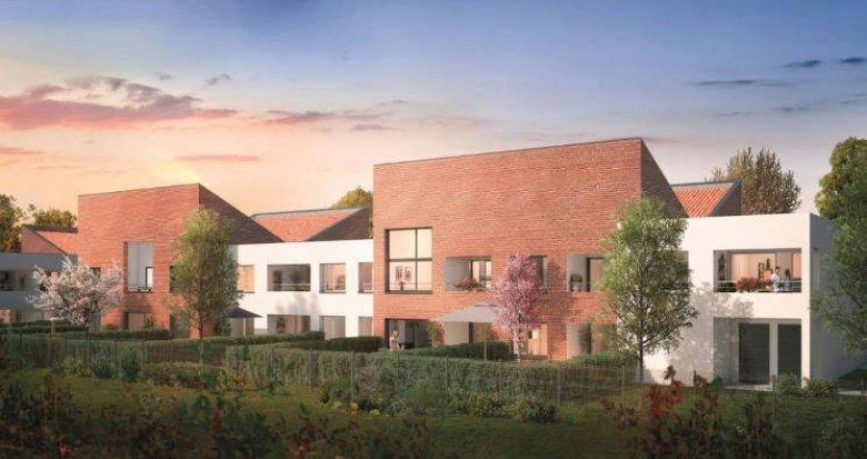 Achat / Vente appartement neuf Toulouse nord proche secteur Lalande (31000) - Réf. 4472