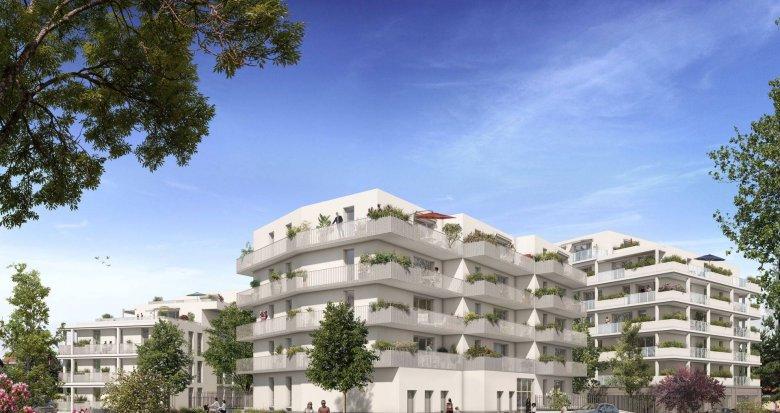 Achat / Vente appartement neuf Toulouse Nord proche Trois Cocus (31000) - Réf. 6074
