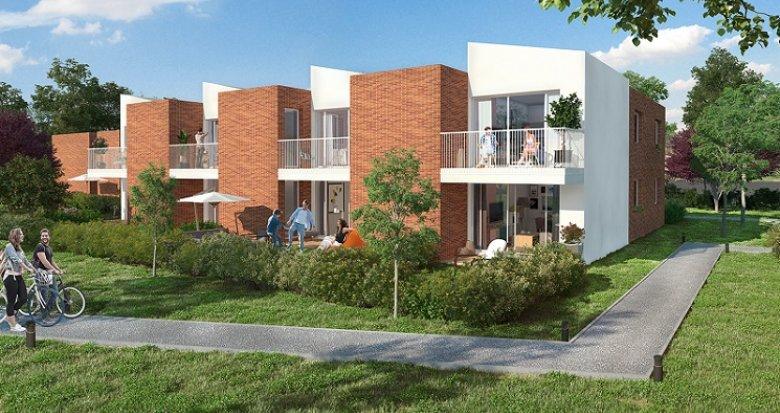 Achat / Vente appartement neuf Toulouse proche centre-ville (31000) - Réf. 4133