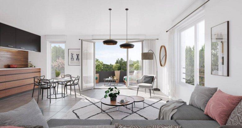 Achat / Vente appartement neuf Toulouse proche Cité de l'Espace (31000) - Réf. 6269