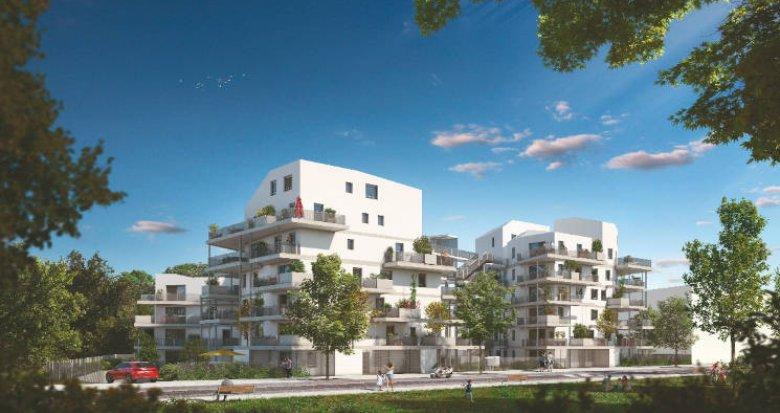 Achat / Vente appartement neuf Toulouse proche de la gare Les Ramassiers (31000) - Réf. 5778