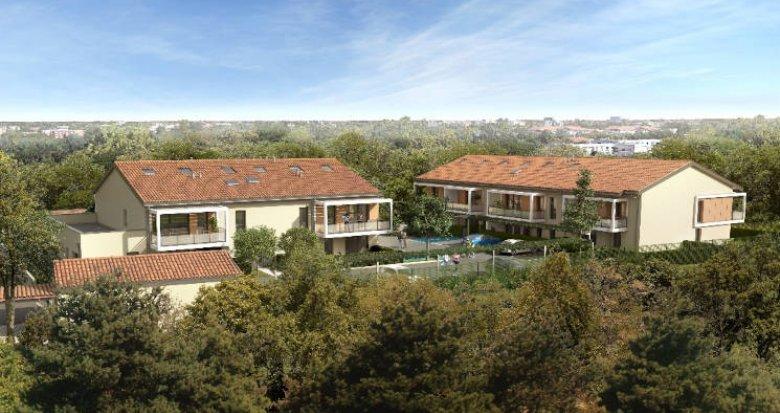 Achat / Vente appartement neuf Toulouse proche de La Ramée (31000) - Réf. 5697