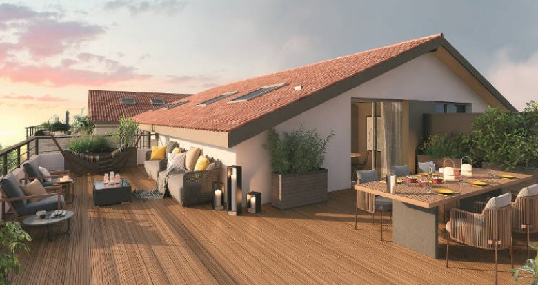 Achat / Vente appartement neuf Toulouse proche Jardin Public Des Roseaux (31000) - Réf. 5802