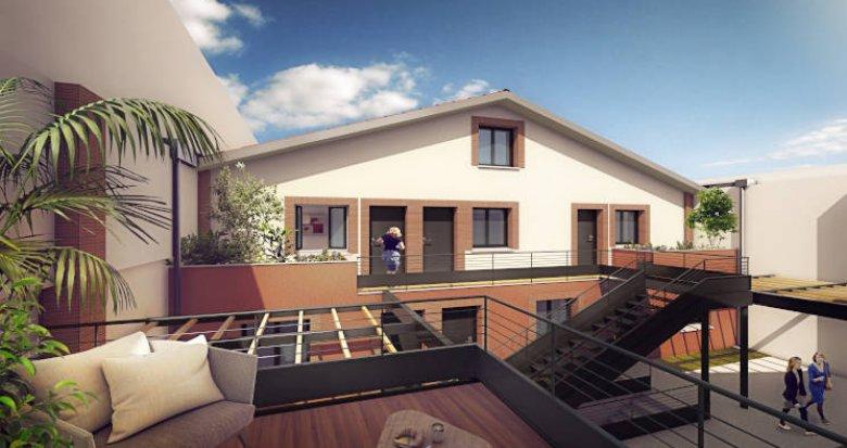 Achat / Vente appartement neuf Toulouse proche Jeanne d'Arc (31000) - Réf. 5818
