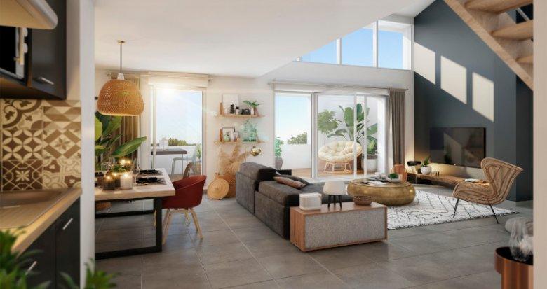 Achat / Vente appartement neuf Toulouse proche métro A (31000) - Réf. 5379