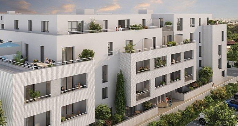 Achat / Vente appartement neuf Toulouse proche métro B (31000) - Réf. 4568