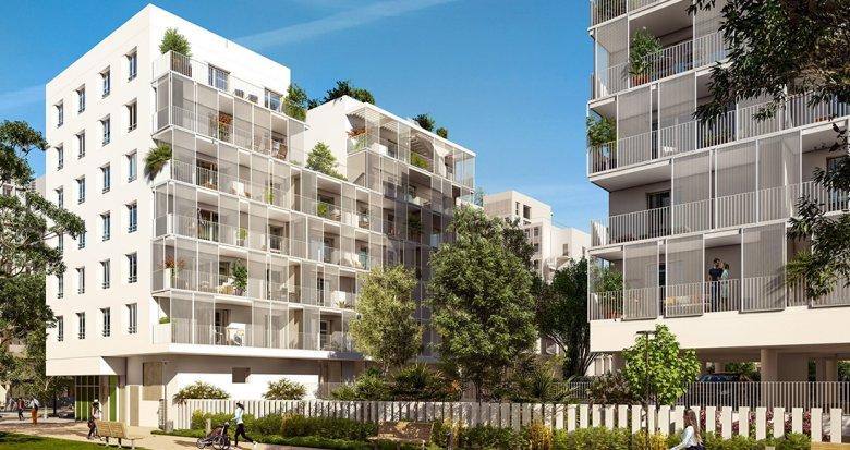 Achat / Vente appartement neuf Toulouse proche métro Empalot (31000) - Réf. 6249