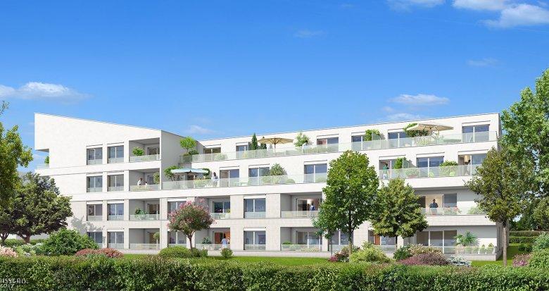 Achat / Vente appartement neuf Toulouse proche secteur Croix-Daurade (31000) - Réf. 3282