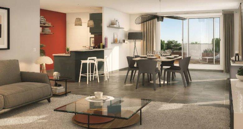 Achat / Vente appartement neuf Toulouse quartier Barrière de Paris proche transports (31000) - Réf. 3653