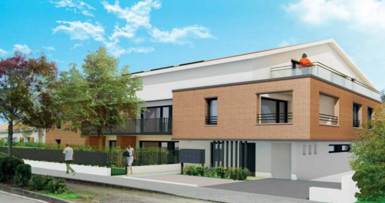 Achat / Vente appartement neuf Toulouse quartier Croix-Daurade (31000) - Réf. 5657