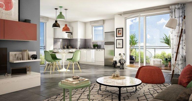 Achat / Vente appartement neuf Toulouse quartier de l'Ormeau (31000) - Réf. 5604