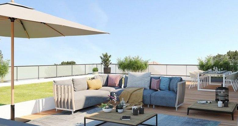 Achat / Vente appartement neuf Toulouse quartier de Pouvourville (31000) - Réf. 5674